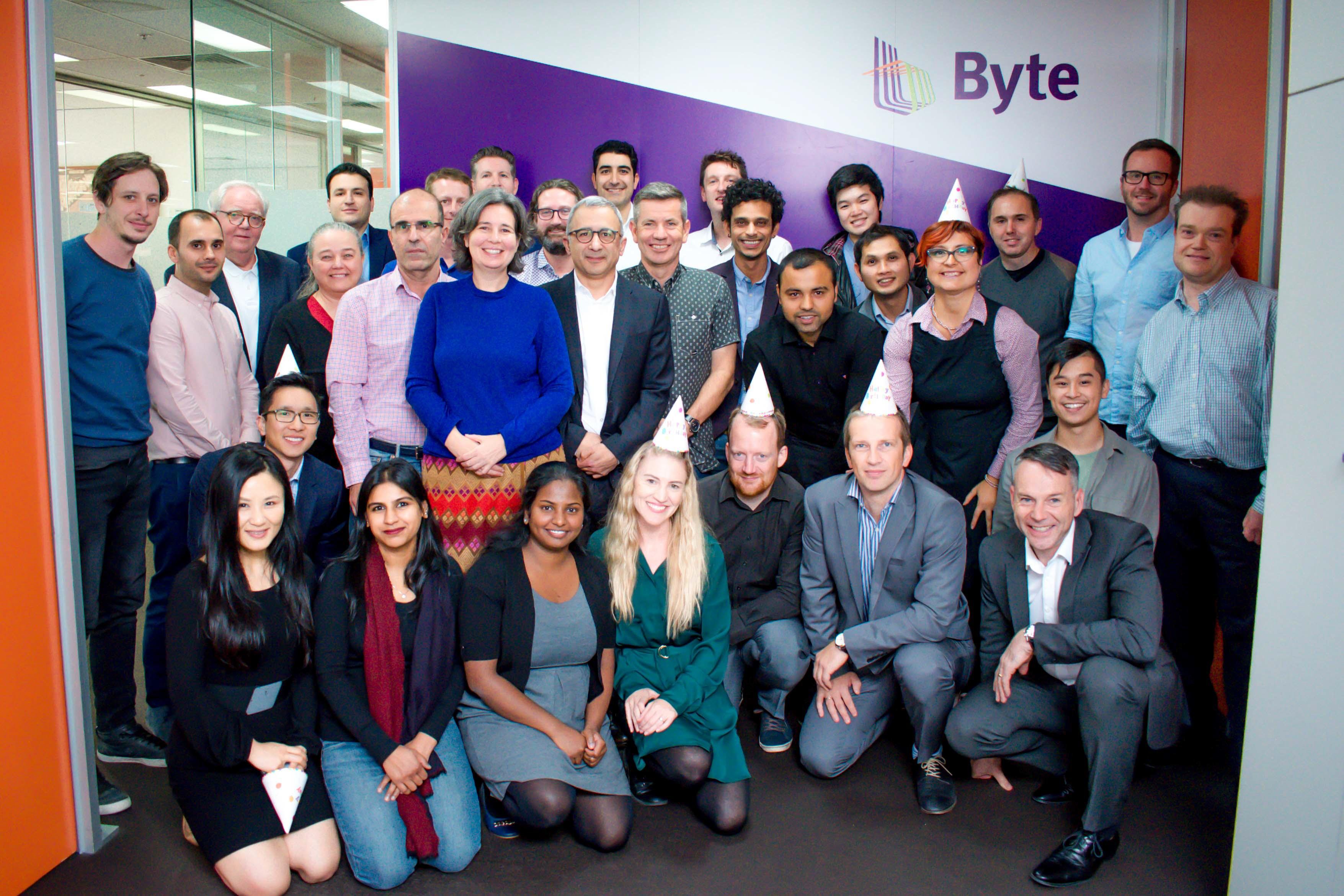 Byte's team