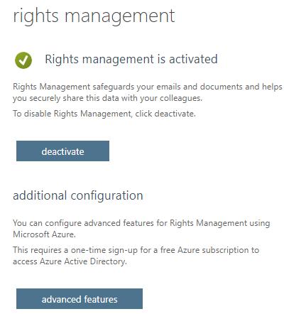 Right Management activation