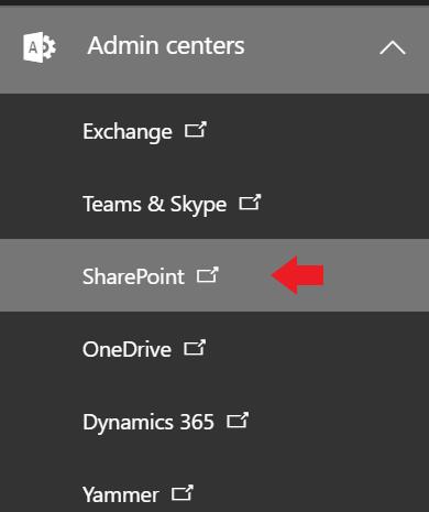 Setting drop down menu SharePoint